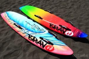 BRAVO racing Board